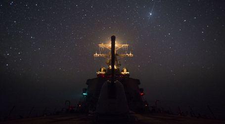 الأسطول الخامس للبحرية الأمريكية: علمنا بوقوع حادث قبالة ساحل الإمارات
