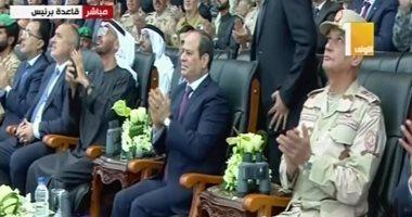 صحف الإمارات: افتتاح قاعدة برنيس شاهد حى على عمق العلاقات بين البلدين