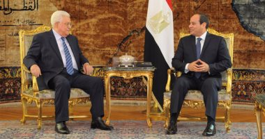 قمة فلسطينية مصرية تجمع الرئيسين السيسي وأبو مازن غدا