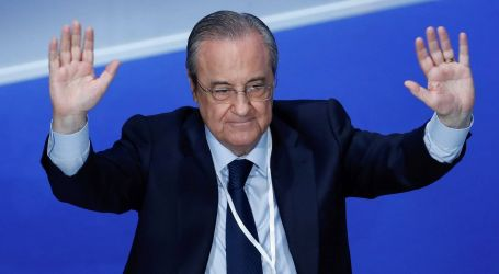 اشتباه فى إصابة بيريز رئيس ريال مدريد بفيروس كورونا