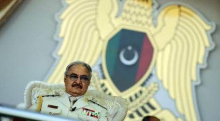 حفتر في رسالة لبوتين: أؤيد عقد مباحثات السلام بشأن ليبيا في موسكو
