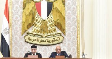 عقيلة صالح أمام البرلمان المصرى: حكومة الوفاق سقطت والسراج متآمر مع تركيا