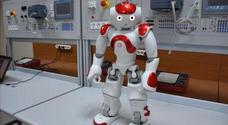 الصين توظف روبوتات لتنفيذ أعمال صيانة الكهرباء