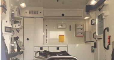 الصحة: توفير إسعاف ذاتى التعقيم لنقل المشتبه بإصاباتهم بالفيروسات المعدية