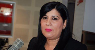 نائبة تونسية تطلب التحقيق مع الغنوشى بعد الاعتداء عليها بالبرلمان.. فيديو