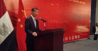 """سفير الصين: لا إصابات بـ""""كورونا"""" بين الصينيين فى مصر ومغادرة السائحين خلال 5 أيام"""