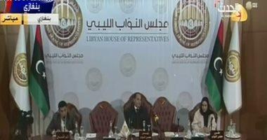 رئيس خارجية برلمان ليبيا تدعو لعقد جلسة فى مجلس الأمن لمناقشة التدخل التركى