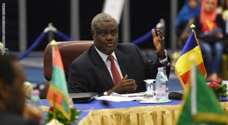 الاتحاد الأفريقي يعرب عن قلقه لإعلان تركيا التدخل في ليبيا