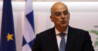 وزير خارجية اليونان: الحل فى ليبيا يكون عبر رحيل القوى الأجنبية وخاصة تركيا