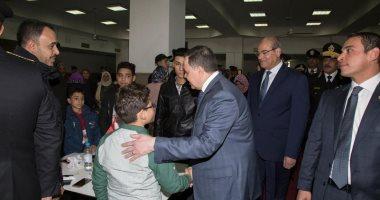 وزير الداخلية: نفخر باستكمال أبناء الشهداء مسيرة ذويهم بكلية الشرطة