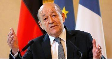 وزير خارجية فرنسا للسراج: استقرار ليبيا مهم لأمن أوروبا