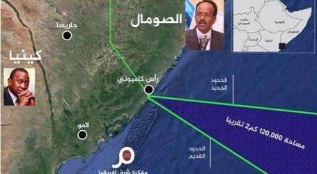 """التغلغل التركي في الصومال في ضوء إعلان الرئيس التركي """" أردوجان """" أن الصومال دعت تركيا للتنقيب عن النفط في مياهها"""