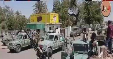 اشتباكات بين القوات المسلحة السودانية وهيئة العمليات بمنطقة كافوري