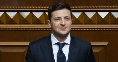 زيلينسكى: أوكرانيا تعتزم إرسال فريق إلى إيران للتحقيق فى تحطم الطائرة