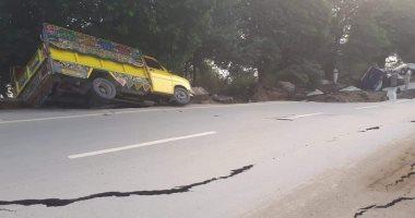 زلزال قوته 7.7 درجات يضرب منطقة الكاريبى شمال غرب جامايكا