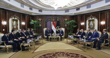 وزير الداخلية لنظيره الأردنى: مضاعفة الجهود لمواجهة انتشار الإرهاب والتطرف