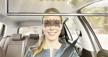 شركة ألمانية تستبدل حاجب الشمس بالسيارات بشاشة LCD مزودة بكاميرا