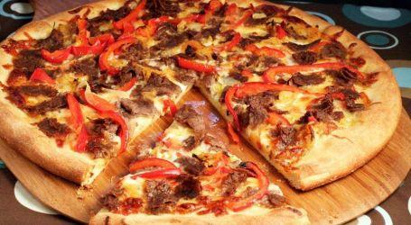 طريقة عمل بيتزا الشاورما