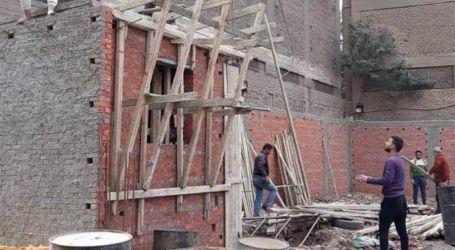 حملات ضد البناء المخالف بمدينة نصر والشرابية