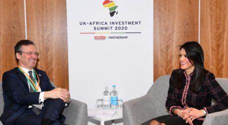 التعاون الدولى تبحث مع مؤسسة تمويل التنمية بالمملكة المتحدة توسيع نشاطها بمصر