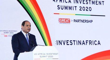 """مكاسب مصر الاقتصادية نتيجة مشاركة السيسي في قمة """"أفريقيا بريطانيا للاستثمار"""""""