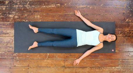 3 تمارين يوجا تساعد على تحسين النوم وتعالج الأرق