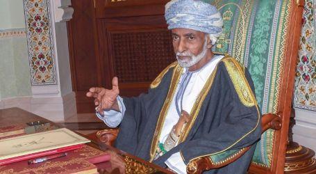 عمان تعلن الحداد 3 أيام وتعطيل العمل الرسمى وتنكيس الأعلام لوفاة السطان قابوس