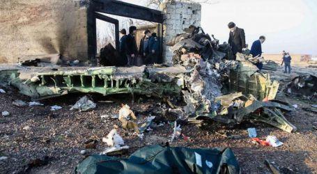 بين حريق وانفجار.. التفاصيل الكاملة لسقوط طائرة أوكرانية في إيران