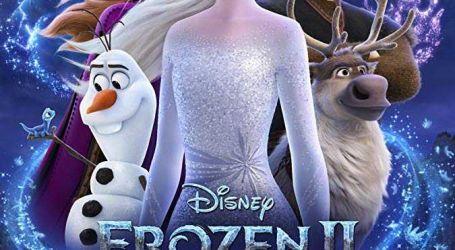 فيلم الأنيميشن Frozen 2 يحقق إيرادات خيالية حتي الآن