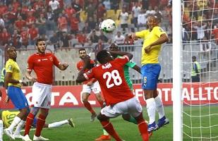بعثة صن داونز تصل مطار القاهرة لمواجهة الأهلي بدورى أبطال أفريقيا