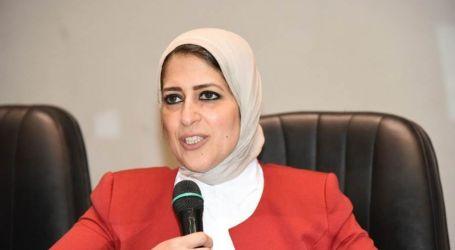 وزيرة الصحة توجه الشكر بالنيابة عن القطاع الطبي للقوات المسلحة لدعمها الفرق الطبية