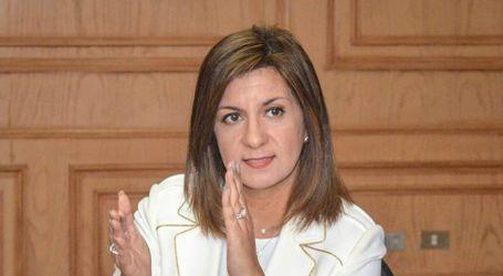 """وزيرة الهجرة: تسجيل قضية """"جنحة """" لشخص كويتي أعتدى على شاب مصرى بالكويت"""