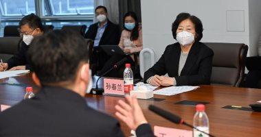 الصين تكافح فيروس كورونا