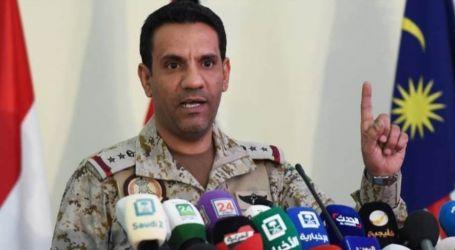 التحالف العربي يعلن اعتراض وتدمير زورق مسير أطلقه الحوثيون من الحديدة