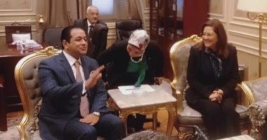 وزيرة التخطيط: توفير جميع الاعتمادات للانتهاء من مقر المجلس القومى لحقوق الإنسان