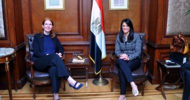 وزيرة التعاون الدولى تبحث تعميق الشراكة مع برنامج الأمم المتحدة الإنمائى