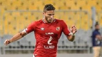 رمضان صبحي قد يغيب عن الأهلي في دوري أبطال افريقيا