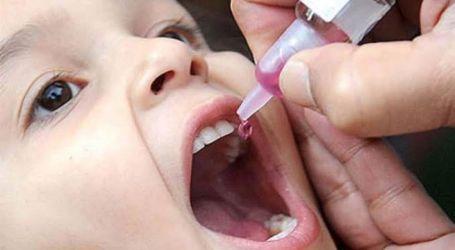 إطلاق الحملة القومية للتطعيم ضد شلل الأطفال في المحافظات
