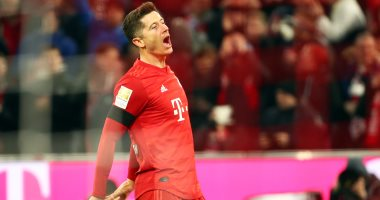 ليفاندوفسكى يتصدر قائمة أبرز مهاجمي الدوري الألماني هذا الموسم