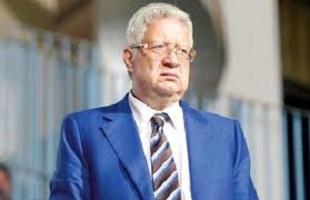 مرتضى منصور يعلن وفاة مسئول الزراعة فى نادى الزمالك بفيروس كورونا