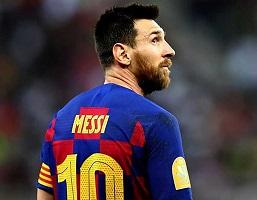 ميسي يصل لـ 1000 هدف فى مسيرته مع برشلونة والأرجنتين