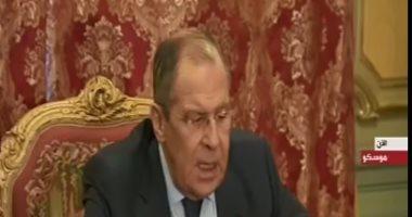 وزير خارجية روسيا