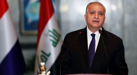 وزير الخارجية العراقي يلتقي نظيره القبرصي