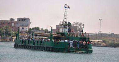 النقل النهرى: حادث تصادم باخرتين فى أسوان محدود وحركة الملاحة طبيعية