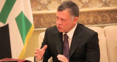 العاهل الأردنى يؤكد تضامن بلاده مع الصين فى مواجهة فيروس كورونا