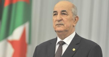 الرئيس الجزائرى: التحضير لقانون يجرم عدم دفع الضرائب