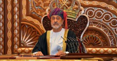سلطان عمان يبعث ببرقية عزاء للرئيس السيسى فى وفاة الرئيس الأسبق حسنى مبارك