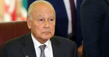 أبو الغيط يجدد الدعوة إلى وقف القتال في عموم الأراضي الليبية