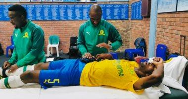 صن داونز يعلن جاهزية ليبوسا لمواجهة الأهلي فى دوري أبطال أفريقيا