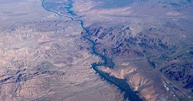نهر كولورادو يفقد أكثر من مليار طن من المياه خلال قرن لهذه الأسباب